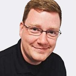 Todd Grotenhuis headshot