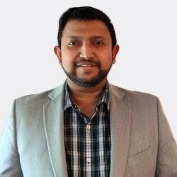 Binu Varghese headshot