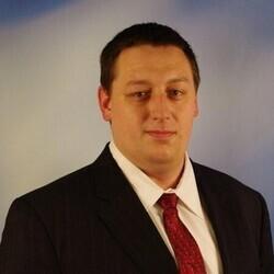 Blake Andrews headshot