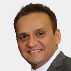 Vivek Patel headshot