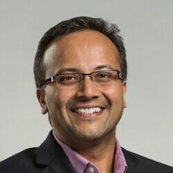 Sumit Gupta headshot