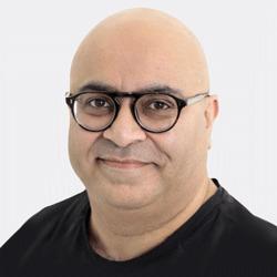 Aashish Chandarana headshot