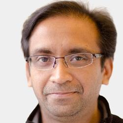 Vijay Ramanathan headshot