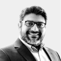 Akhilesh Nair headshot