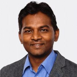 Shashi Prakash headshot