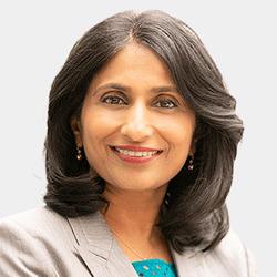 Purnima Padmanabhan headshot