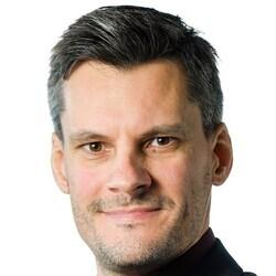 Jim Weatherall headshot