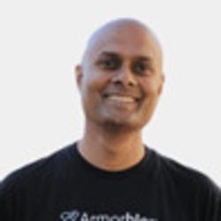 Anand Raghavan headshot