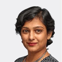 Manjusha Gangadharan headshot