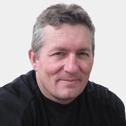 Greg Bee headshot