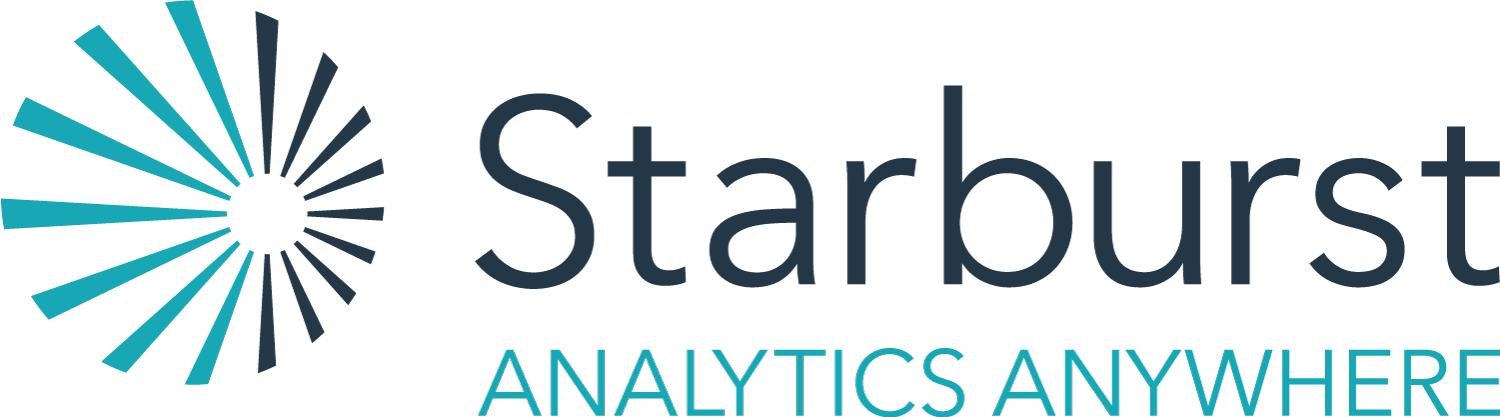 Starburst Data logo