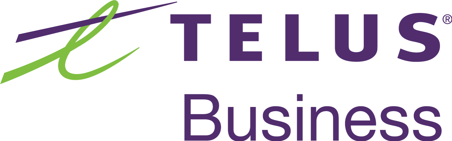 TELUS Business Solutions logo