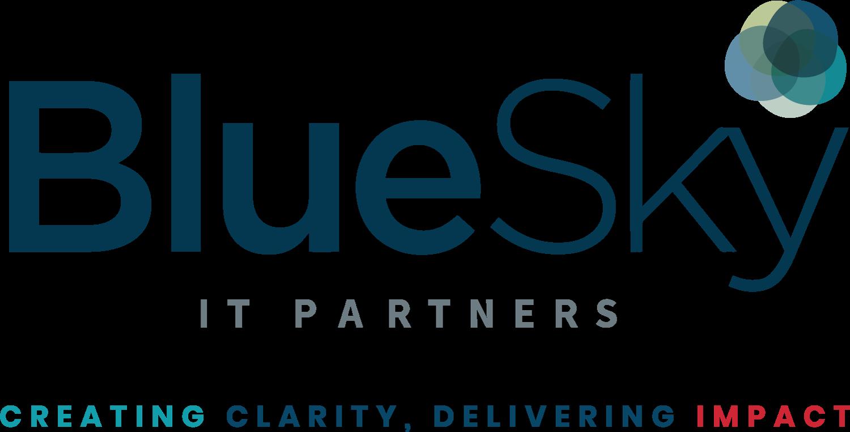 BlueSky IT Partners logo