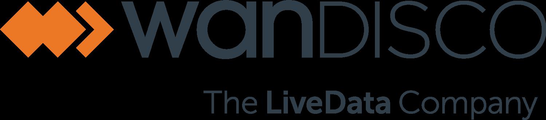 WANdisco, The Live Data Company logo