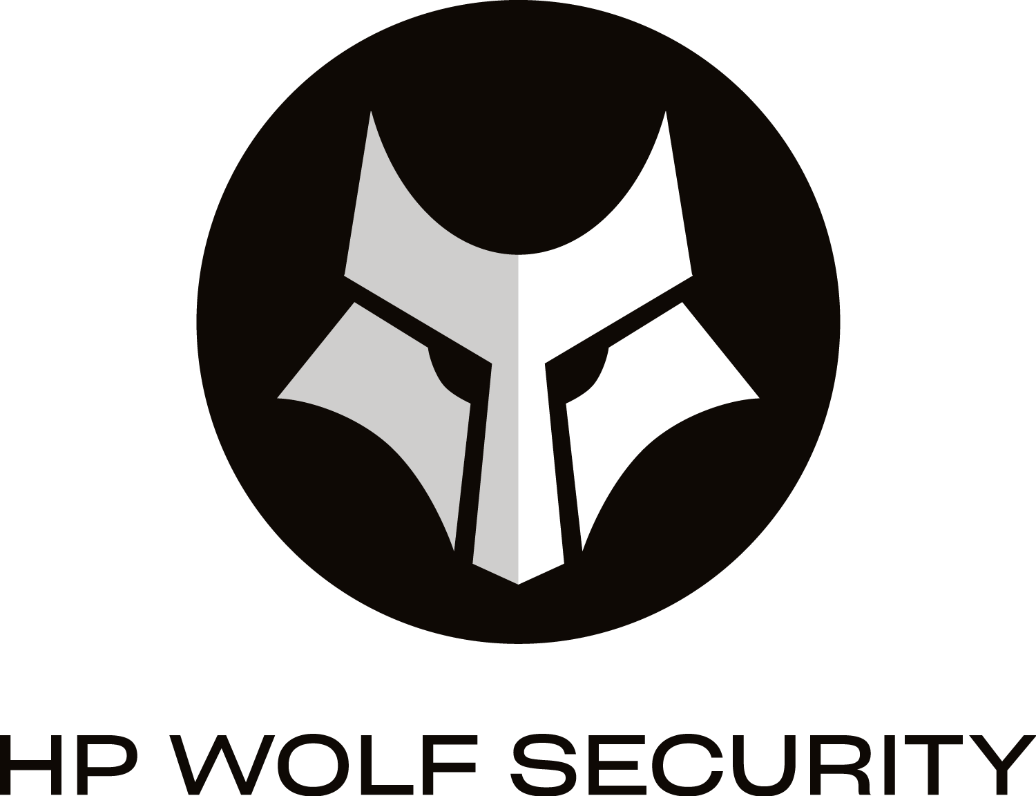 HP Wolf Security logo
