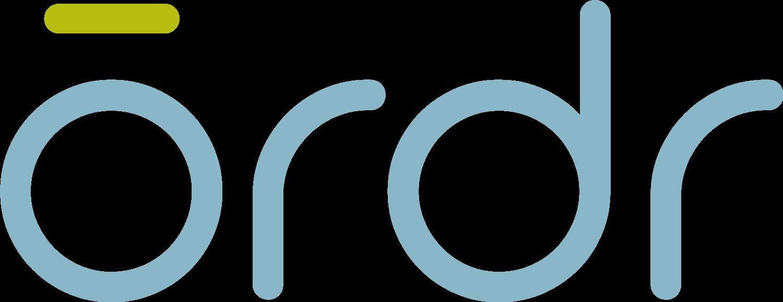 Ordr logo