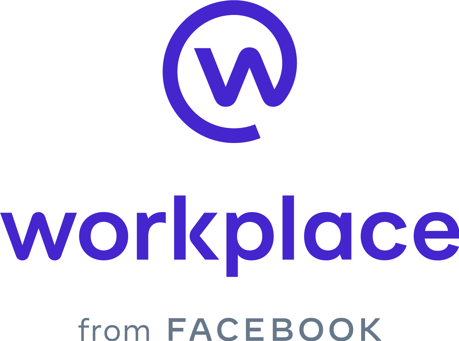 Workplace from Facebook logo
