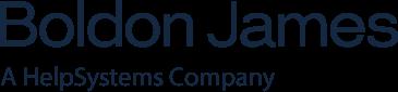 Boldon James, A HelpSystems Company logo